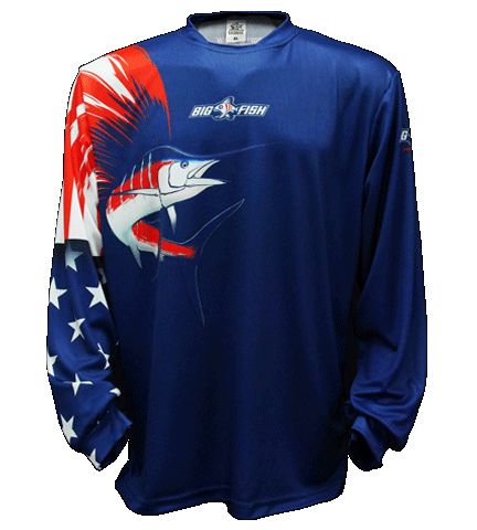 American Pride Sailfish Navy