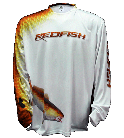 Redfish White