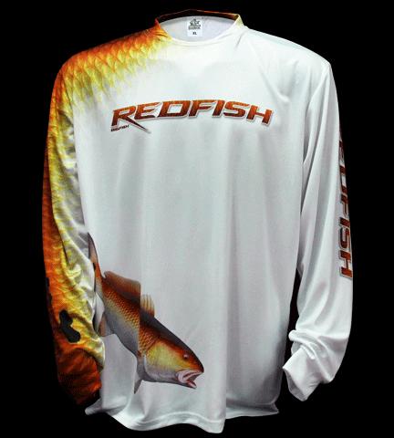 Redfish White